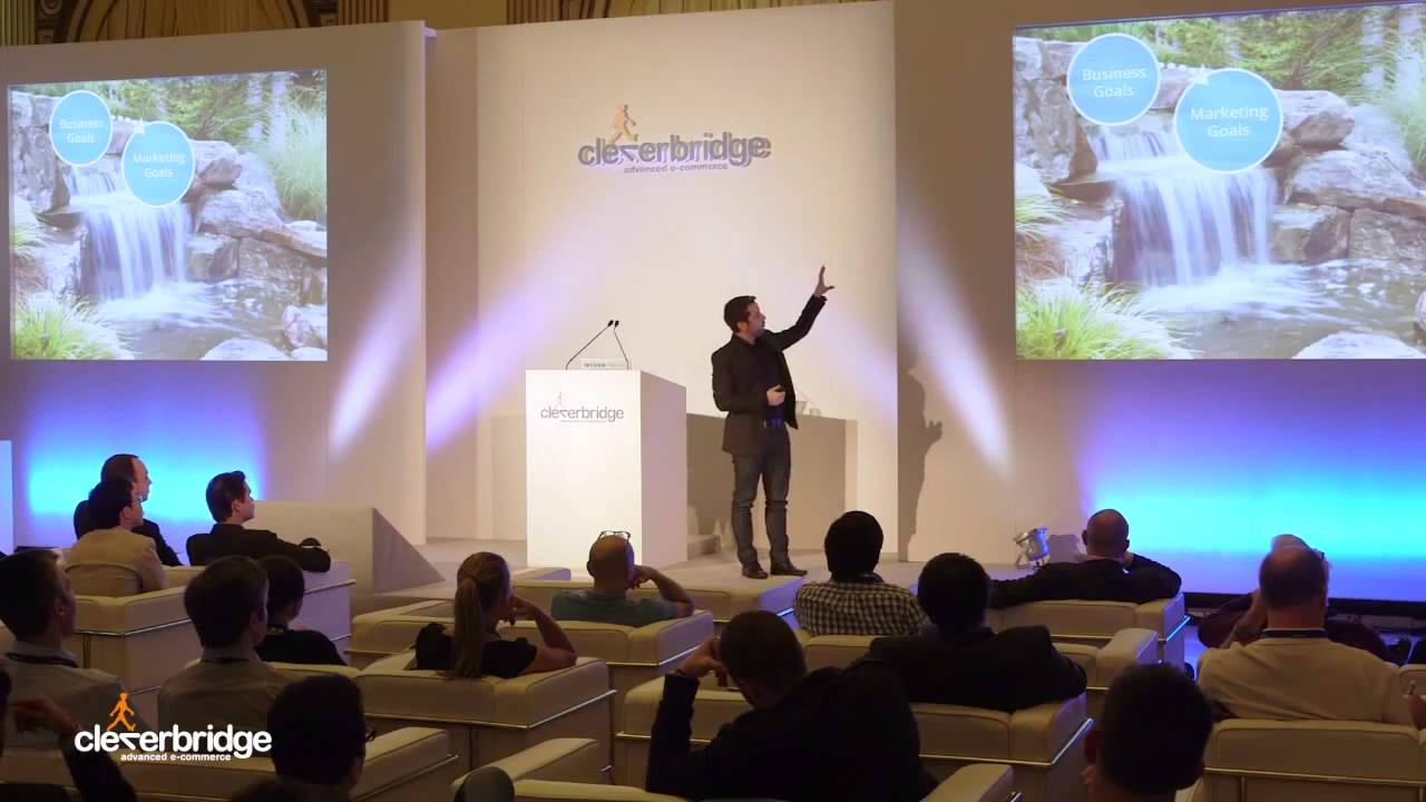 Develop a Successful Conversion Optimization Strategy – cleverbridge Networking Event (CNE) Keynote